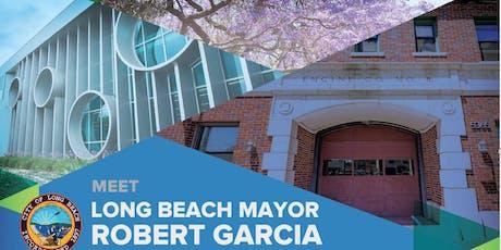 Meet Mayor Robert Garcia tickets