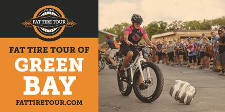 Fat Tire Tour of Green Bay 2020 tickets