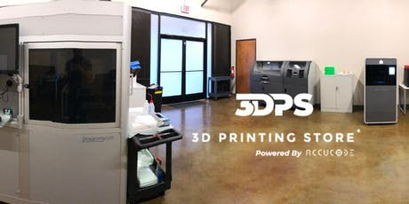 The 3D Printing Store Open House tickets