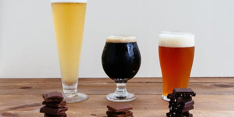 Zero Gravity Beer and Lake Champlain Chocolates Pairing Event tickets