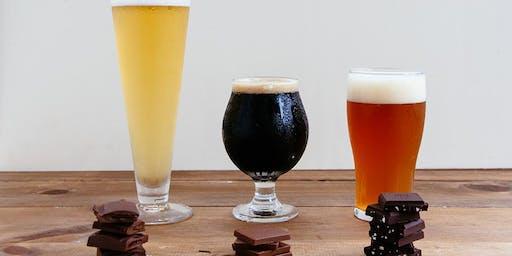 Zero Gravity Beer and Lake Champlain Chocolates Pairing Event