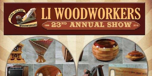 LI Woodworkers Show