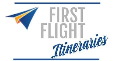 First Flight Itineraries