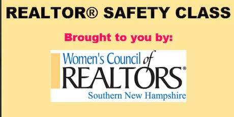 Staying Safe and Protected - Realtor Safety Class tickets