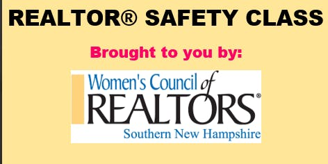 Staying Safe and Protected - Realtor Safety Class