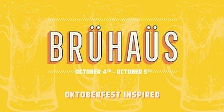 CRAFT Brühaüs // Oktoberfest Party tickets