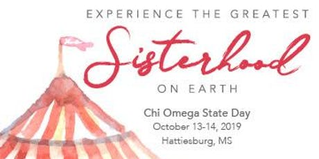 Chi Omega State Day tickets