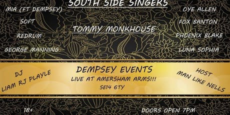 Dempsey Events | South Side Singers tickets