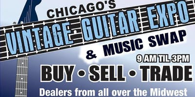 Chicago Vintage Guitar Expo & Music Swap