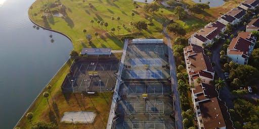 Intermediate Adult Tennis!