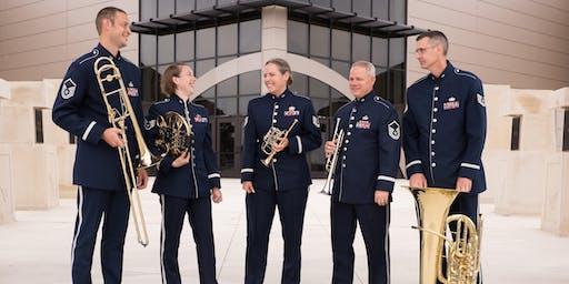 Gateway Brass: Military Appreciation Night
