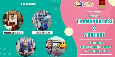 "Mini Talk Show ""Bedah Tipis Transportasi x Youtube"" 2019"
