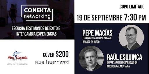 Conekta Networking