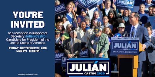 Julián Castro One Nation One Destiny