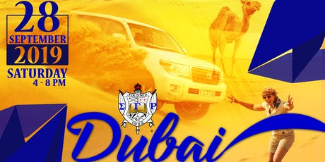 Dubai Charter - Sunset Safari Event tickets