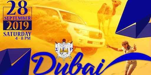 Dubai Charter - Sunset Safari Event