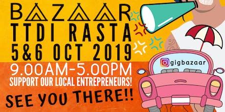 Carbooth @ GIG Bazaar   tickets