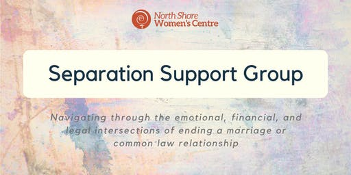 Women's Support Group for Separation