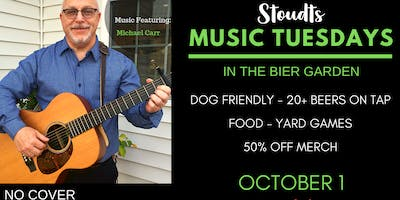 Stoudts Music Tuesday with Michael Carr