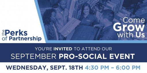 Pro Social Networking for ProSource Members and Prospective Members
