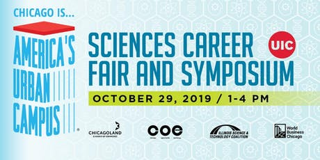 Sciences Career Fair and Symposium, America's Urban Campus tickets
