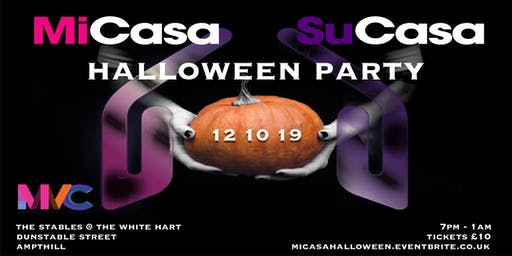 MiCasa SuCasa - Halloween Party