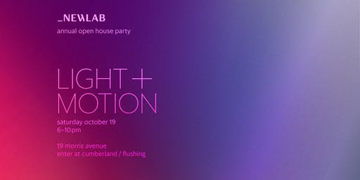 New Lab's Annual Open House Party 2019
