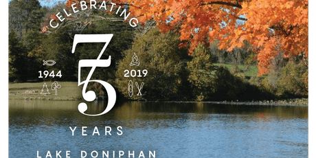Camp Doniphan 75 Year Celebration tickets