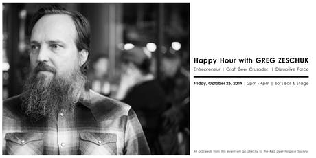 Happy Hour With Greg Zeschuk tickets