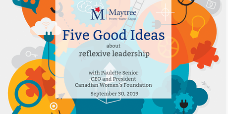 Five Good Ideas about reflexive leadership tickets