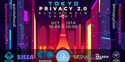 Tokyo Privacy 2.0  Blockchain Summit