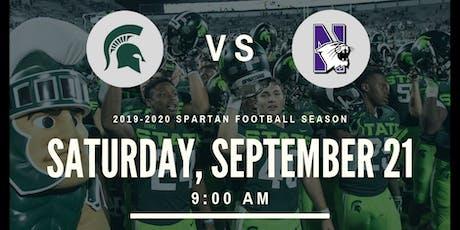 San Diego Spartans Game Watch - Northwestern tickets
