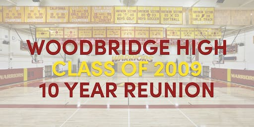 Woodbridge High School Class of 2009 - 10 Year Reunion!