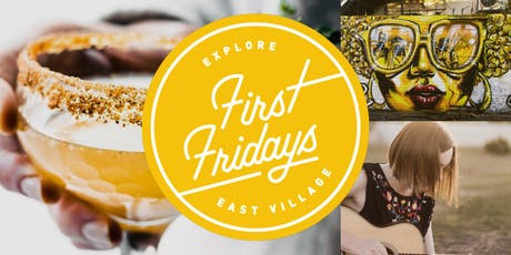 First Fridays - Explore East Village tickets
