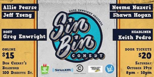 Sin Bin Comedy Show # 46 & 47