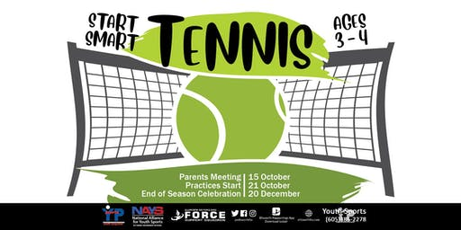 Start Smart Tennis - EAFB Youth Sports