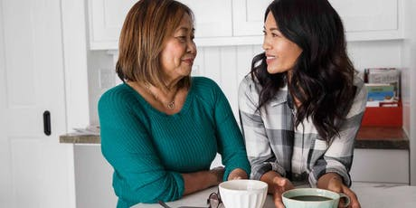 Preparing for Family Caregiving in the Asian Pacific American Community tickets