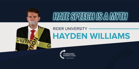 Hate Speech is a Myth tickets