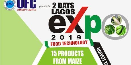 LAGOS FOOD EXPO 2019 tickets