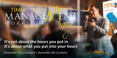 Time Management Magic! tickets