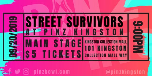 Street Survivors at PiNZ LIVE