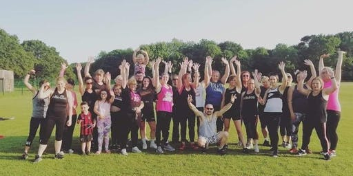 Family Bootcamp - Slades Park