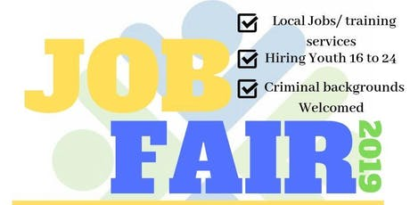 Job & Resource Fair tickets