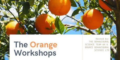 Orange Workshops tickets