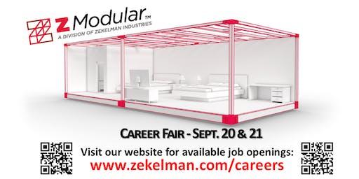Z-Modular: Career Fair