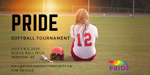 Pictou County Pride Softball Tournament