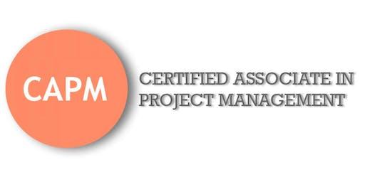 CAPM (Certified Associate In Project Management) Training in Spokane, WA