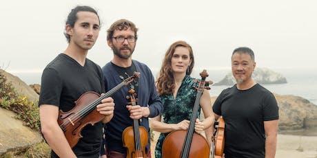Darius Milhaud Concert - Del Sol String Quartet tickets