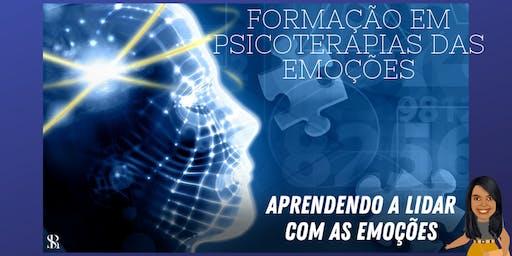FORMAÇÃO EM PSICOTERAPIAS DAS EMOÇÕES