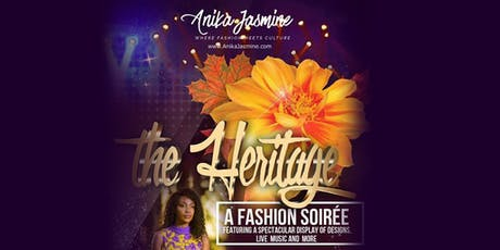 The Heritage A Fashion Soireé tickets
